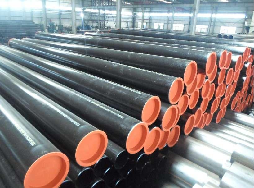 PIPA CARBON STEEL ASTM A53/A106 GR-B